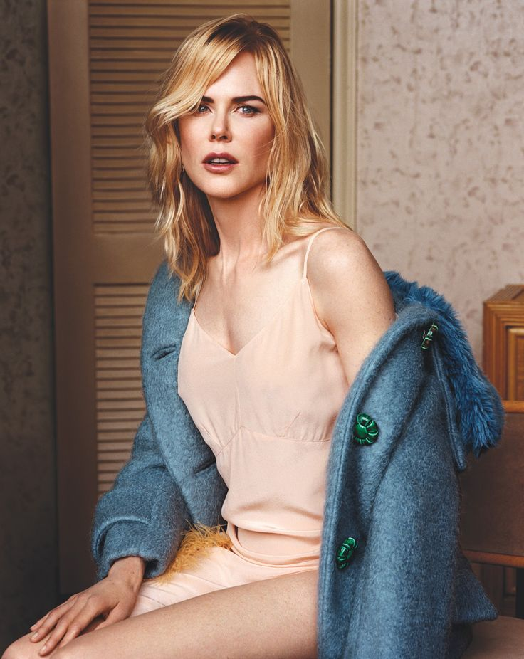 Nicole Kidman, Milo Ventimiglia and 11 More Actors Who Prove that Television Has Never Been Hotter Photos | W Magazine