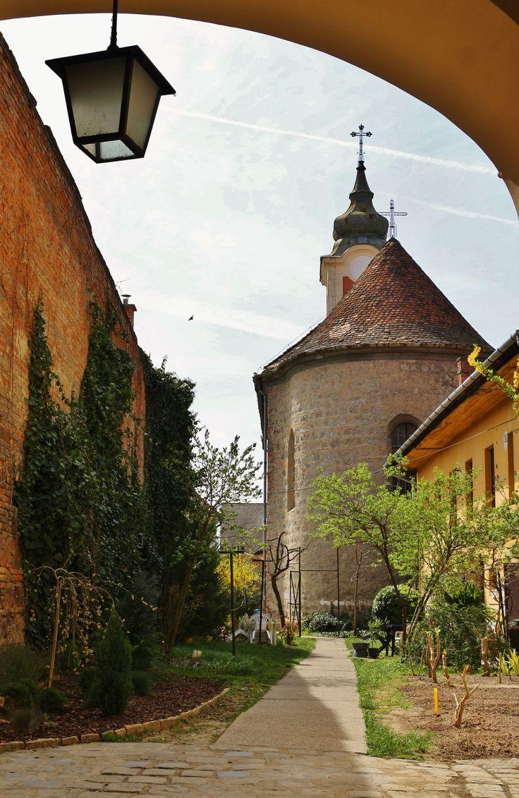 Greek church - Vác /Hungary