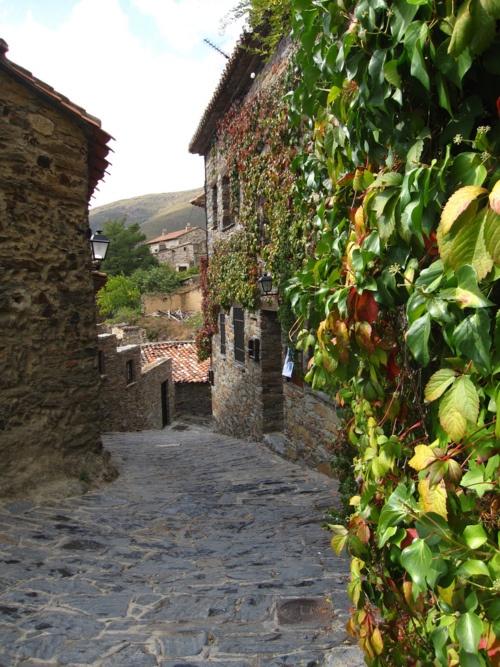 Patones de Arriba, Madrid, Spain,  fairytale-europe.tumblr.com