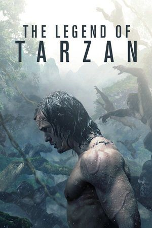 Watch The Legend of Tarzan Full Movie Streaming HD