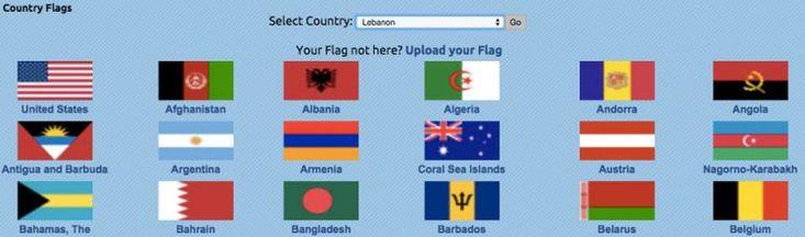 Nggak cuma Prancis, ini cara ganti foto profilmu dengan bendera lain