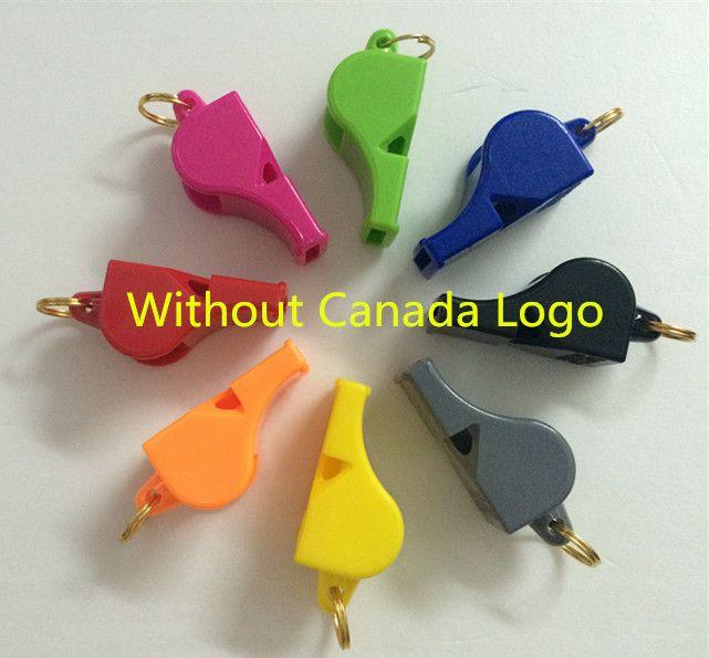 50 stks/partij VOS 40 Scheidsrechter Fluitje Klassieke Basketbal Volleybal Voetbal Tennis Dolfijn Fluitje Apito Zonder Canada Logo