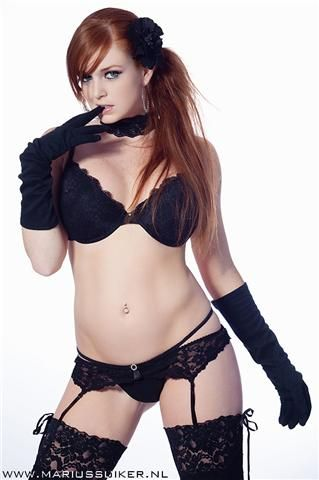Redheads Lingerie 36