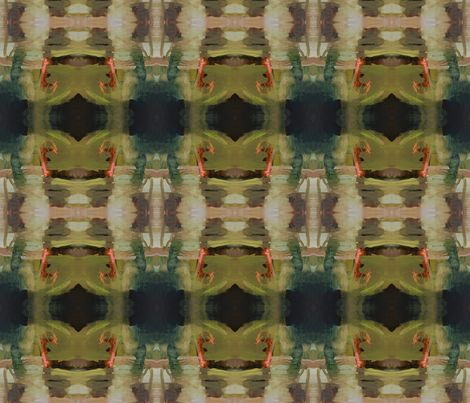 Bombay Night fabric by baas on Spoonflower - custom fabric