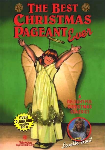 The Best Christmas Pageant Ever - Christian Movie/Film on DVD. http://www.christianfilmdatabase.com/review/the-best-christmas-pageant-ever/