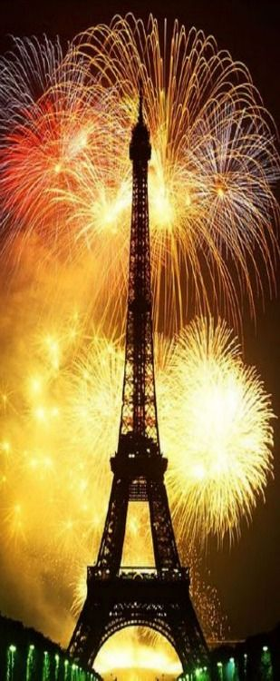 New Year's Eve~Party Time /Paris on New Years Eve