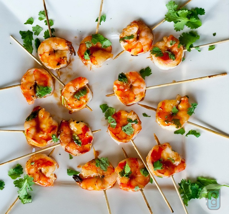 1000 images about h 39 ordeurves on pinterest smoked for Prawn cocktail canape