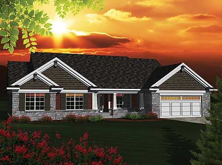 1000 ideas about affordable house plans on pinterest for Cheap ranch house plans