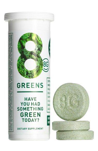 8G Essential Greens Effervescent Tablets $12.50
