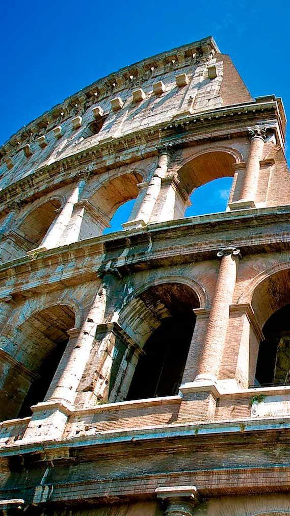 The Colosseum: The Colosseum