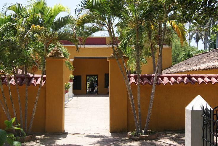 Quinta de San Pedro, Santa Marta