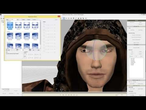 iClone Beginner's Guide: Importing Characters with 3DXchange