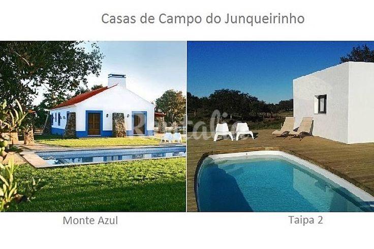 2 Casas Campo Litoral Alentejano Piscina Privativa Beja