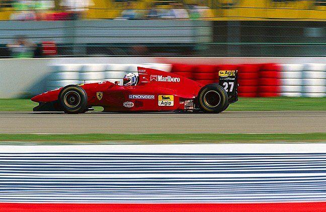 Nicola Larini, San Marino 1994