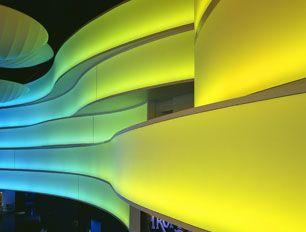 led lights building attributes enduring
