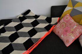PESCNO: Hæklet tæppe