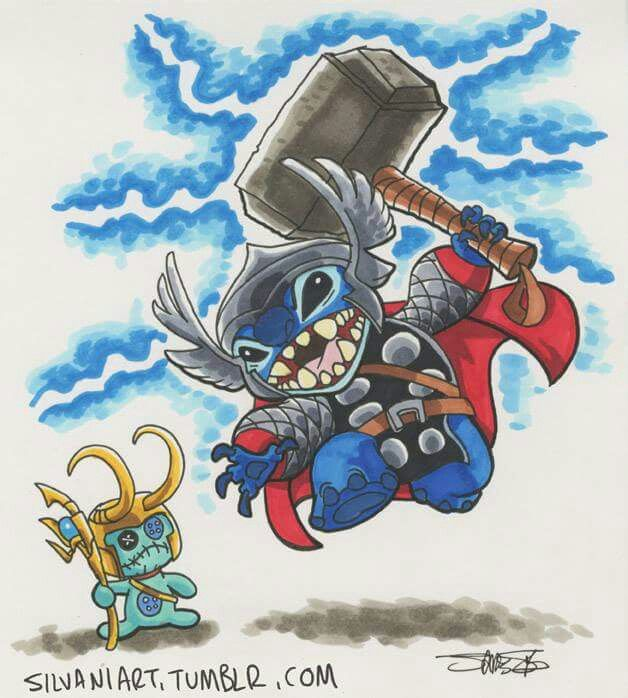 Thor stitch