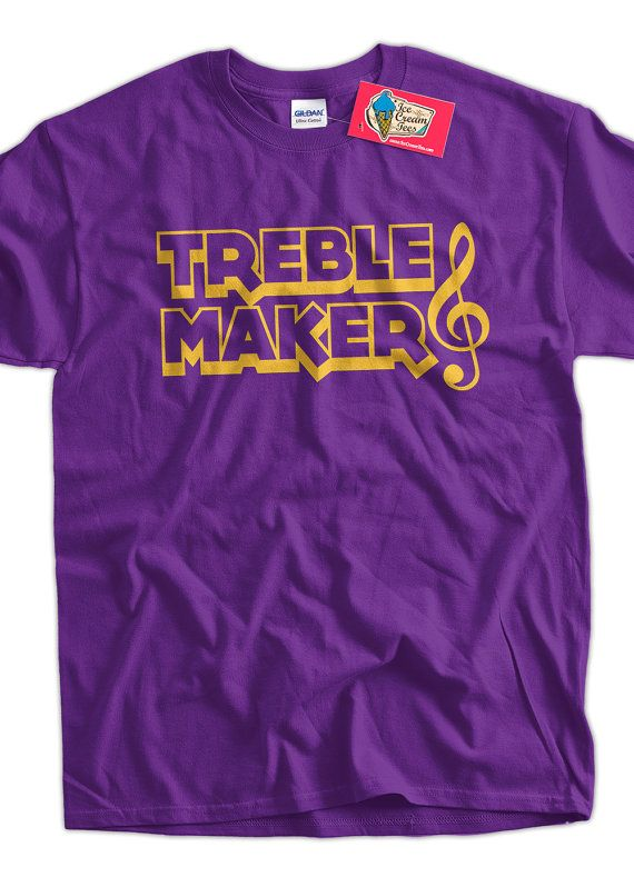 Music Notes Choir Sing Band Geek Treble Clef Maker by IceCreamTees, $14.99