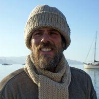 Men's Winter Scarf Pattern - Free Crochet Pattern (ribbed looking stitch)