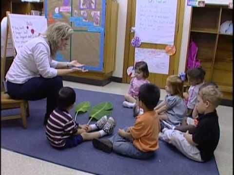 A Day in the Life of The Creative Curriculum Preschool Classroom