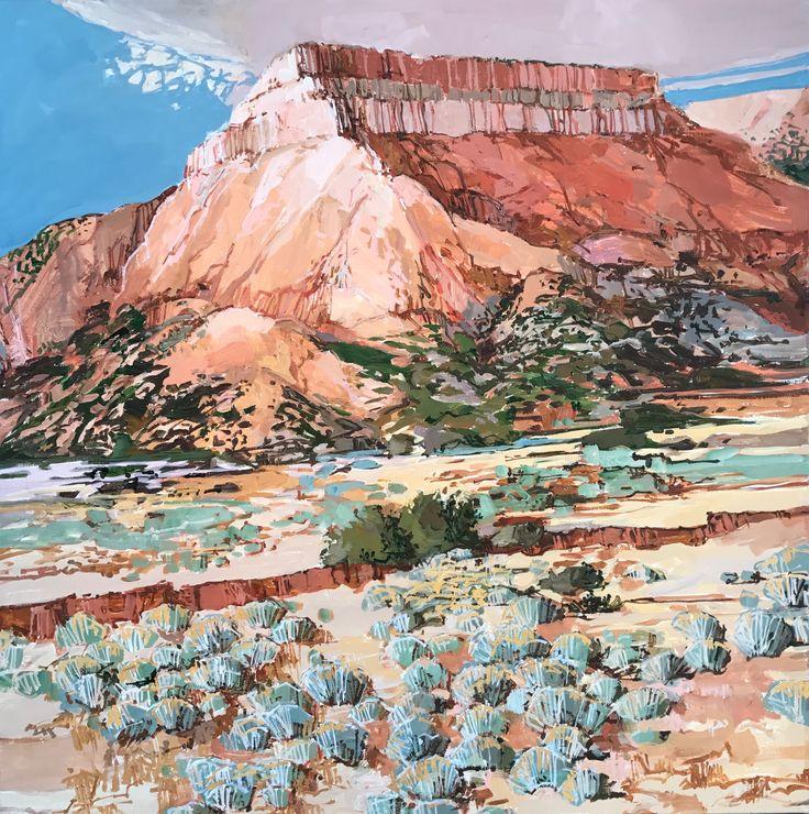 Modal Scarf - Taos Pueblo by VIDA VIDA 6rrG6lB8