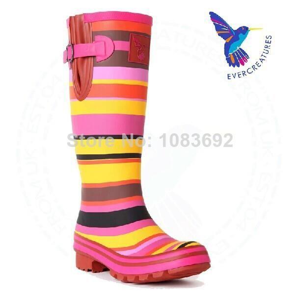 Классическая резиновая обувь