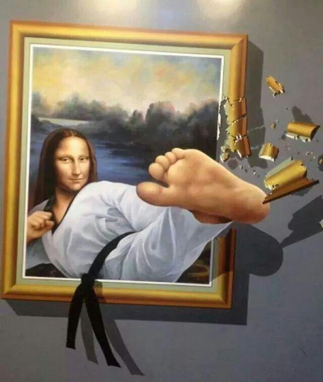 New Mona Lisa
