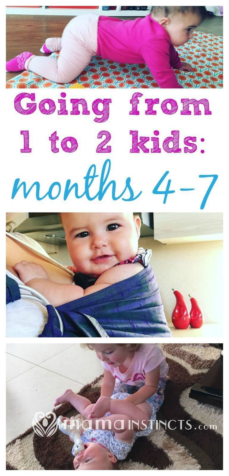 Find out what it's like going from having 1 kid to having 2 kids. Our journey…