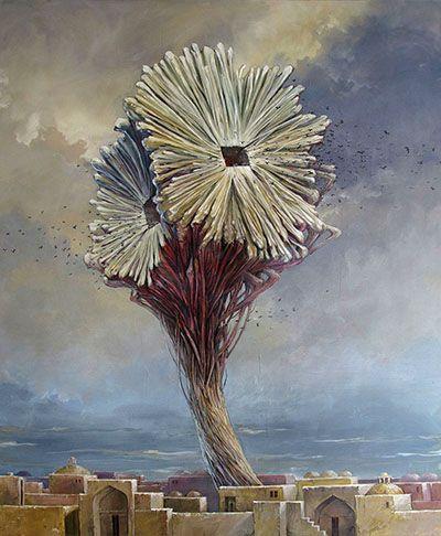hemad javadzade - painter