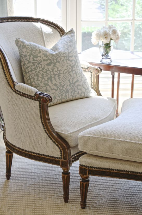 Great Chair And Ottoman Jenkins Interiors