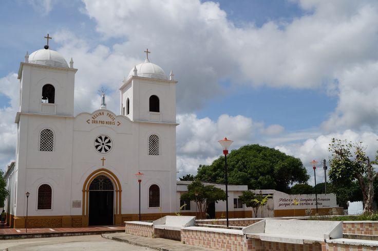 Little town of Buenavista (Sucre, Colombia)