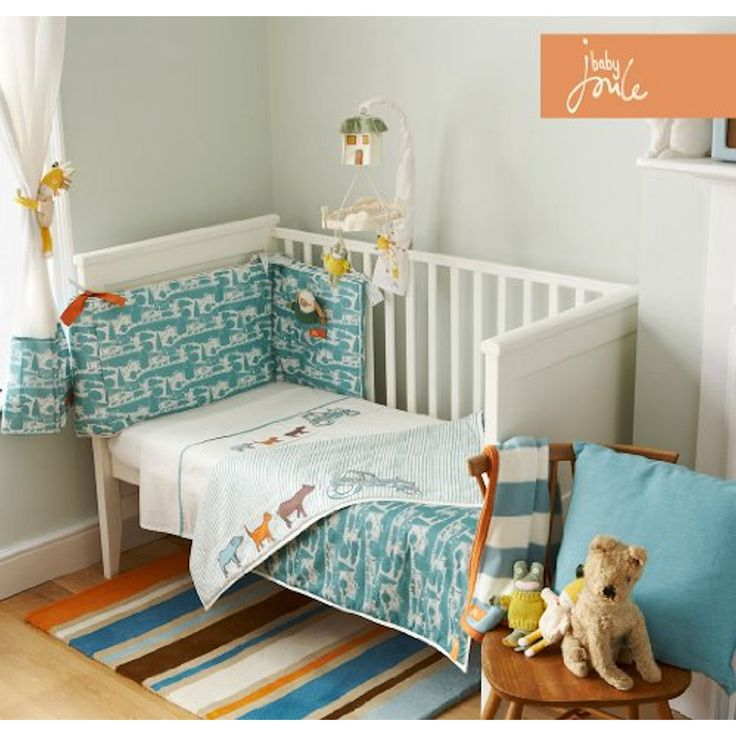 Baby Joule Cosy Cot Bed Bedding Set On The Farm Buy At