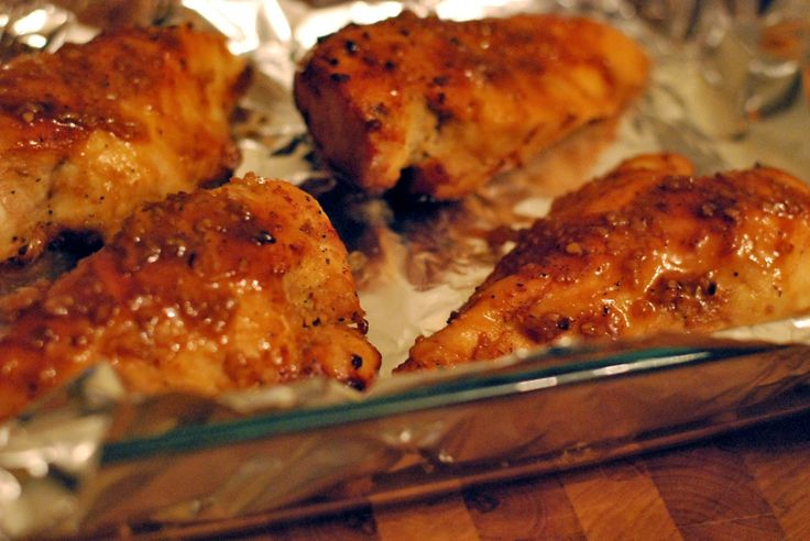 Aunt Bee's Recipes: The World's Best Baked Chicken