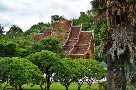Palacio Real en Luang Prabang