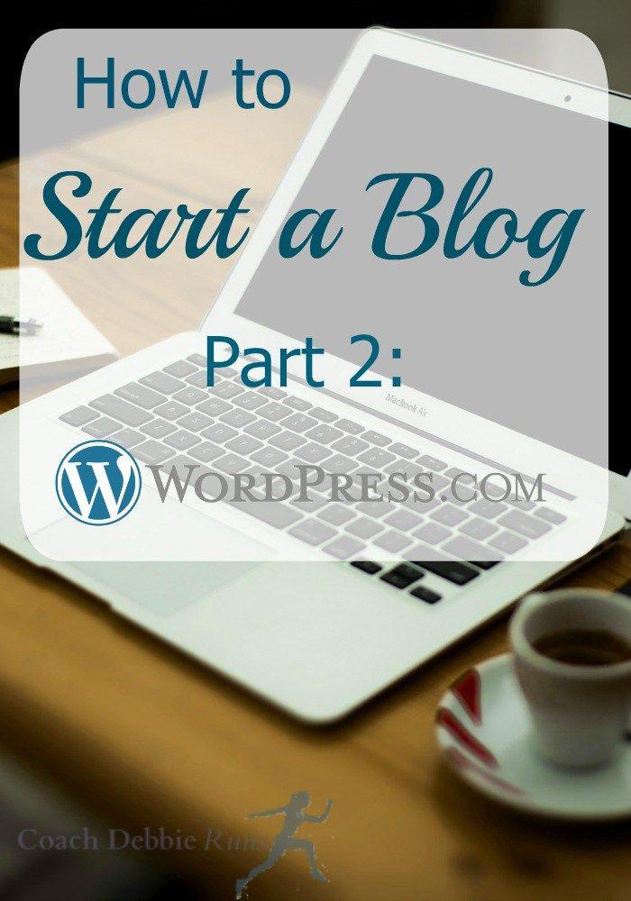 tutorials start blog award winning blogger step