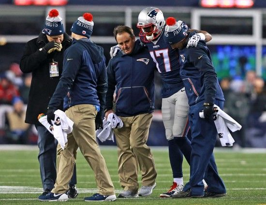 Patriots notebook Add Amendola, Dobson to injury list