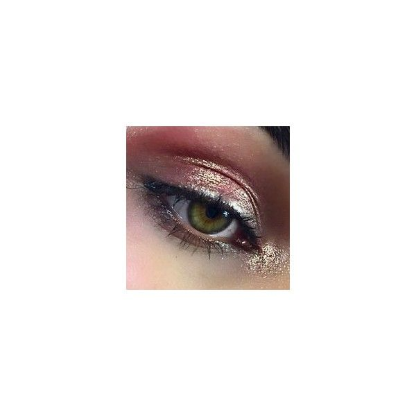Mac glitter eyeshadow ❤ liked on Polyvore featuring beauty products, makeup, eye makeup and eyeshadow