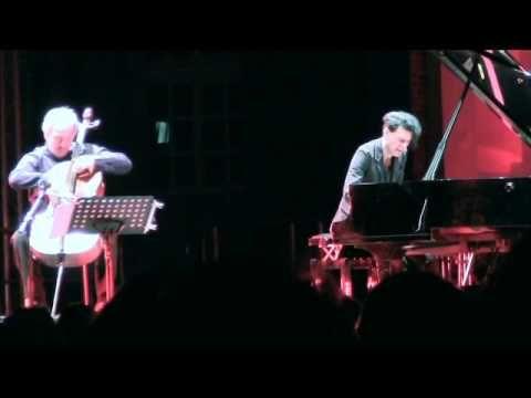 EZIO BOSSO & MARIO BRUNELLO LIVE IN VENARIA REALE luglio 2014