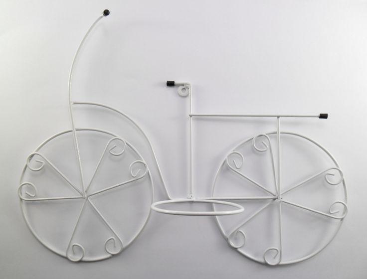 Suporte decorativo - Bicicleta de parede