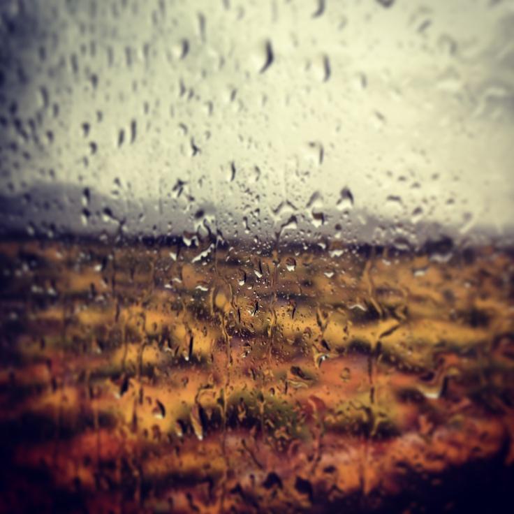 Rainy day in the Pilbara WA.