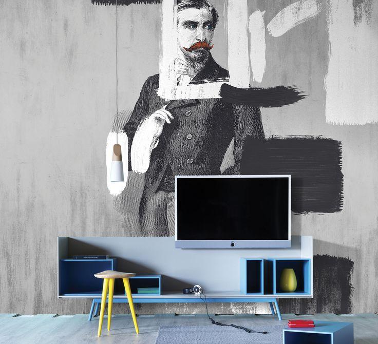One Londonart www.magnicasa.it #magnicasa #arredamentiarezzo #mobiliarezzo #follow