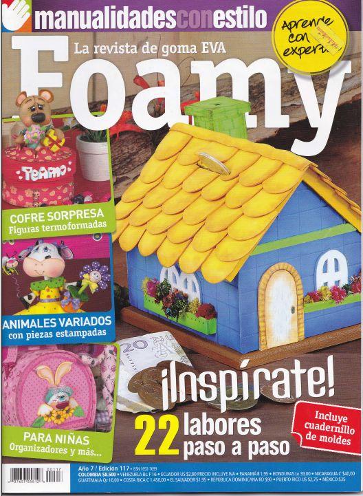 Revista de Foamy gratis