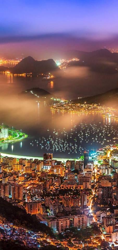 ❝ Rio de Janeiro, Brazil por Wellington Goulart ❞ ↪ Vía: Entretenimiento y Noticias de Tecnología en proZesa