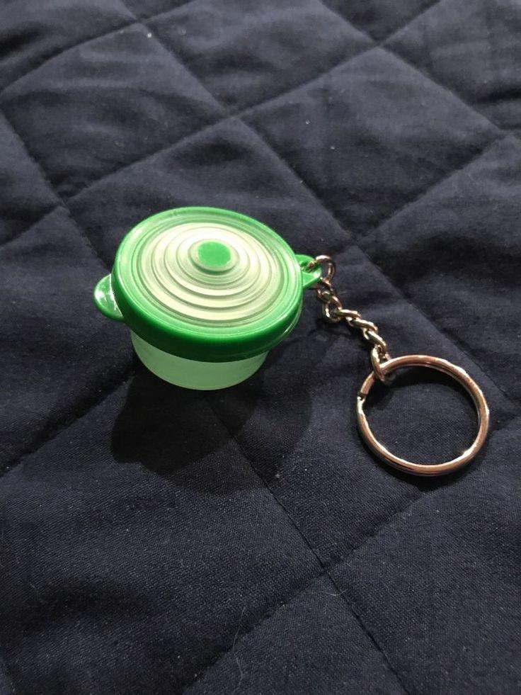 NEW Tupperware Stuffable Bowl keychain keyring NIP - GREEN   Collectibles, Kitchen & Home, Kitchenware   eBay!