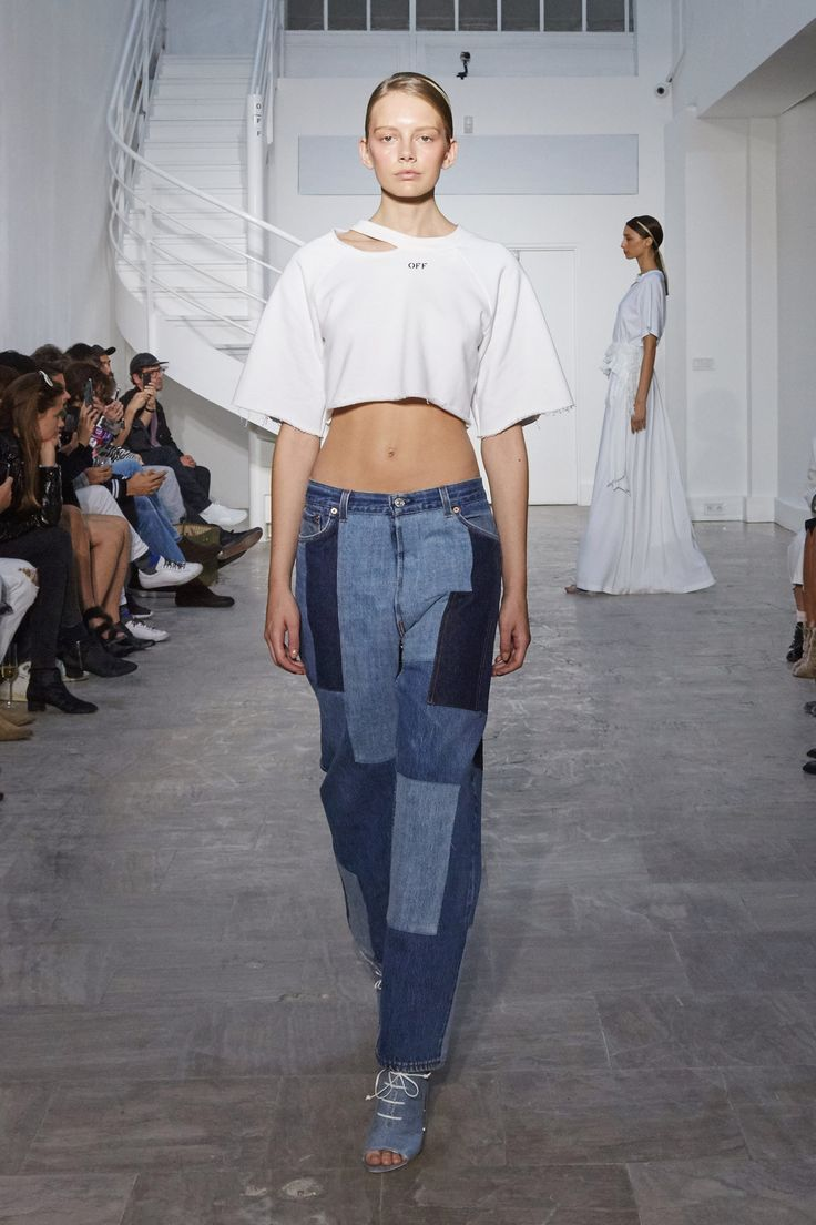 SPRING 2016 RTW OFF-WHITE COLLECTION