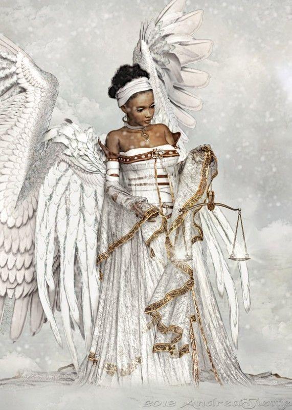african-american angel. Vorsorge durch Ankurbelung deines Stoffwechsel ...