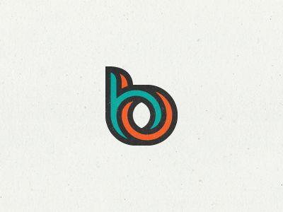 bb #logo #inspiration #monogram by Kakha Kakhadzen