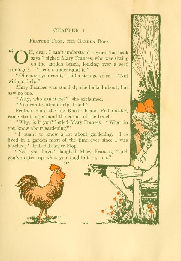 Mary Frances Garden Book