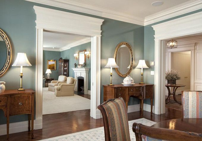 Murdock Solon Architects - Fifth Avenue Residence - Dining Room