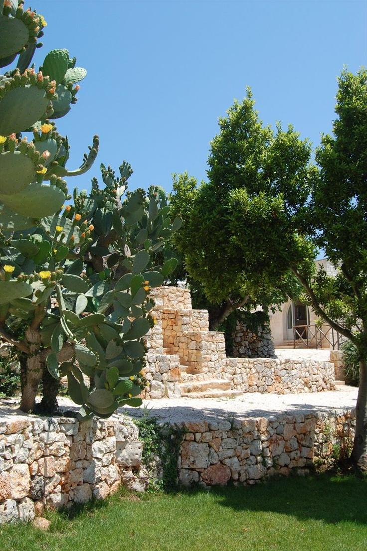 Masseria Cervarolo, Ostuni, 2010 architecture Apulia, Italy cottage hotel resort